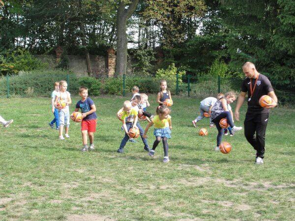 Zajęcia sportowe z Akademią Reissa