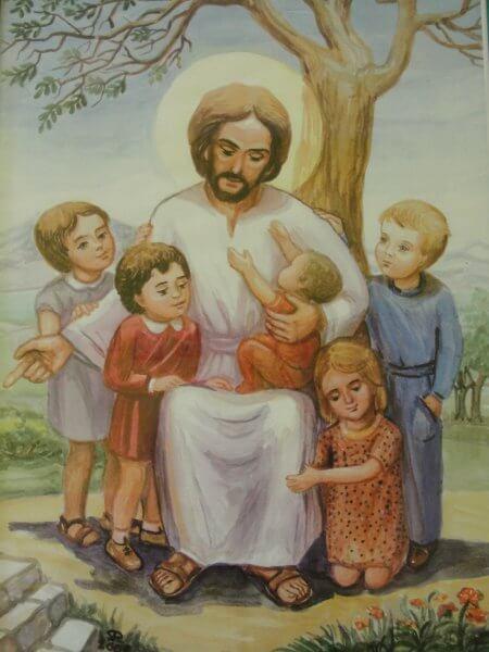 Pierwsza msza św.wnowym roku przedszkolnym